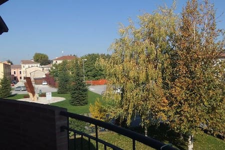 Countryside 3-bed flat near Mantua - Huoneisto