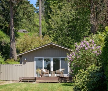 Pleasant Beach Cottage - Bainbridge Island - Maison