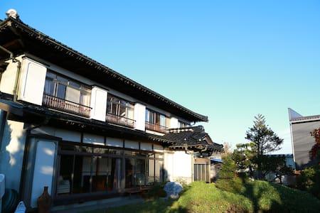 KoeHouse Lakeside,Yamanakako/湖畔 山中湖 - Yamanakako-mura - Maison