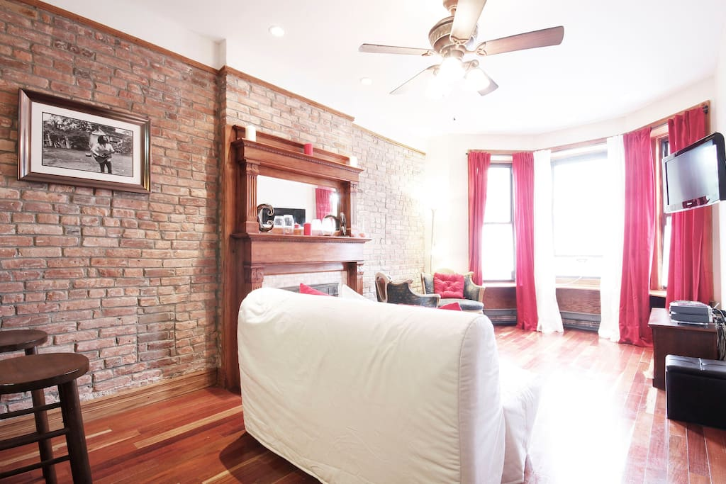 Brooklyn Amazing 2bedrm Luxury Apt
