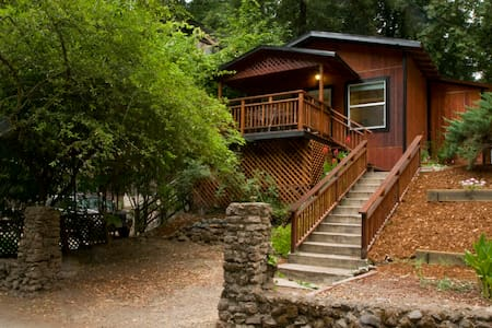 Russian River Bungalow at Rio Nido - Guerneville