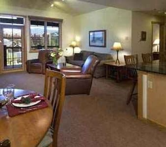 2 BR Breckenridge Condo - Apartamento