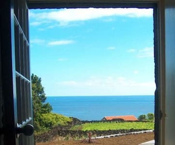 162 Cottage great views & pool use - Sao Joao - Casa