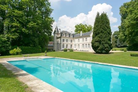 Chateau de Bury - Bury - Kasteel