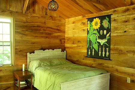 Secluded Cabin Artist Retreat - Cabin