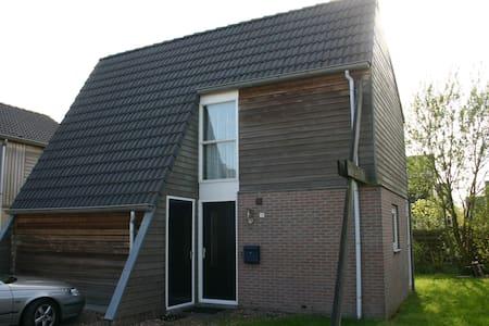 Recreatiewoning in Friesland (huisdieren mogelijk) - Cabin