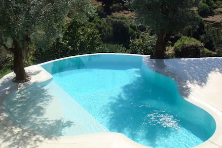 Loft 110m2 fully privative salted pool 2BR - Villa