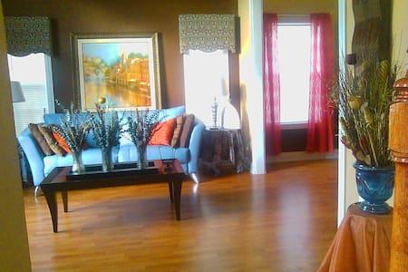 ROOM RENTAL-BEDROOM#1 -Amazing Home - Casa