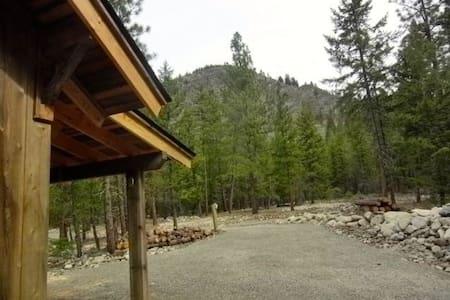Mazama Trails Studio Cottage - Winthrop - Cottage
