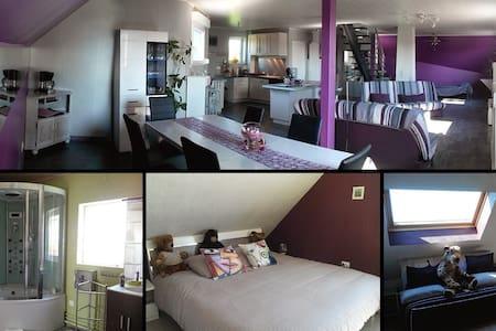 DUPLEX STANDING+ SERVICES /GARDERIE - Appartamento