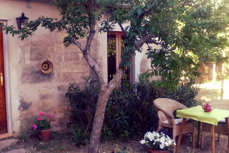 CHARMING COTTAGE WITH POOL IN ARTA