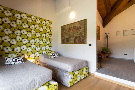 A 15 minuti dal centro di Torino, Bed in Bourg! - Moncalieri - House
