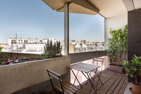 Classy appartment with a view - Paris - Apartment