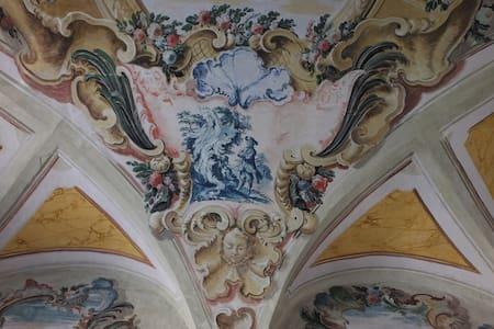 Attic in Renaissance Palace. 1459. - Lejlighed