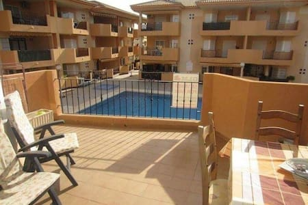 Two bedroom apartment with pool - Apartment