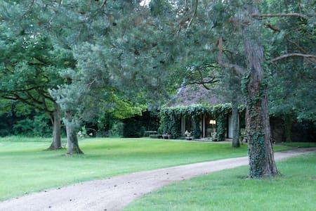 Home, ponds and woods near Cheverny - Maison
