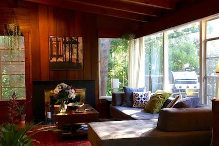 Charming 4 bedroom Marin hideaway - Corte Madera - 独立屋