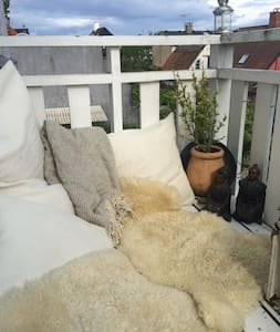 Upscaled area villa apartment - Klampenborg