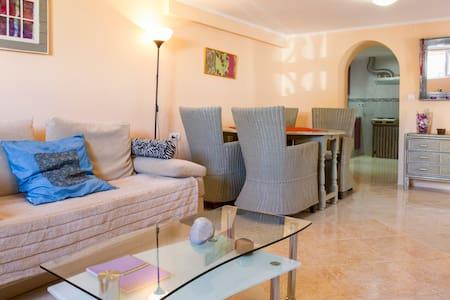 Charmant gastenverblijf te Altea - La Nucia - Apartment