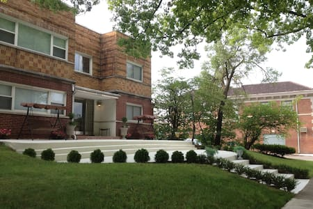 Nice Crash Pad w/ meals, car, w/d - Cincinnati - Maison