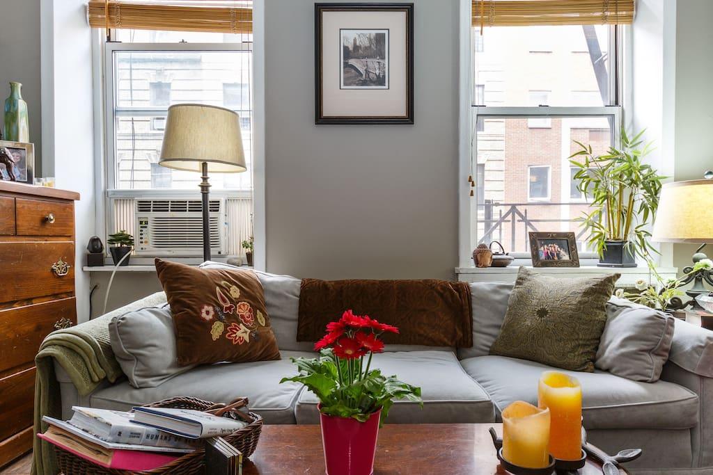 Charming soho 1 bedroom apartment appartamenti in for Appartamenti in affitto per vacanze a new york