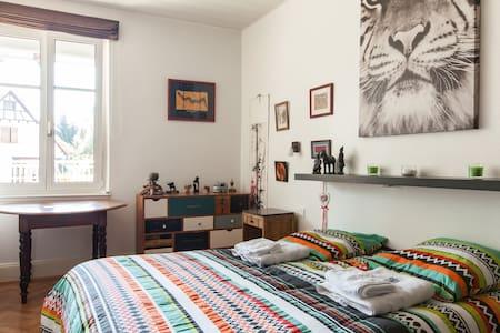 Chambre à la maison, quiet room BnB - Ev