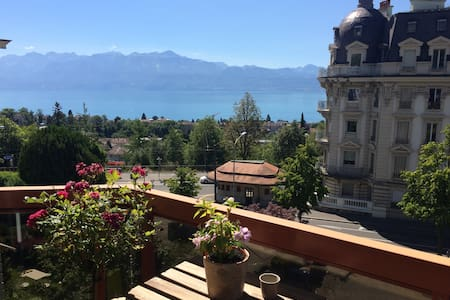 Guest Room in city Lausanne - Appartamento
