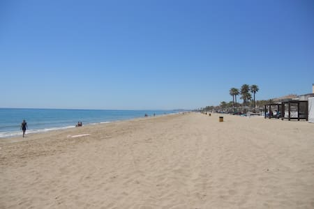 New house with sea view, free wifi - El Vendrell - Talo