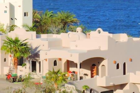 Casa Turtle Cove, Amazing Ocean Views, Near Beach - Los Barriles