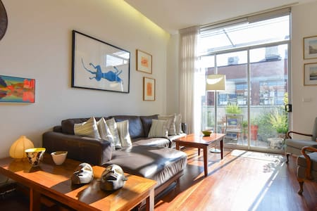 Tamerlane: Large, modern townhouse - Fitzroy - Townhouse