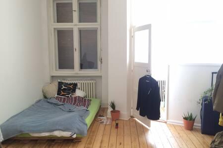 Big room in special Berlin flat