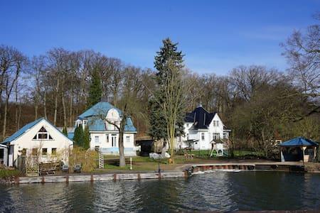 """"""" Villa Lenz """" Ferienhaus Malchow - Villa"""