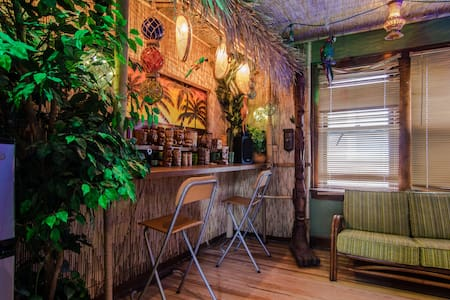 Tropical paradise in west Cleveland - Cleveland - Apartment
