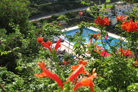 One bed Apartment Part of Villa +pool Max 3 person - Vila
