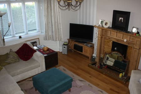 3 storey Edwardian town house - Darlington - House