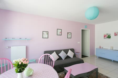 Cosy&charming flat-South of Paris