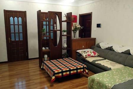 高层公寓一室一厅 地热暖房 - Dalian - Pis