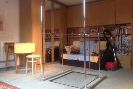мансарда - Tver' - Apartment