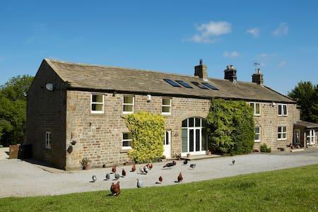 Beautiful Nidderdale Cottage - Casa