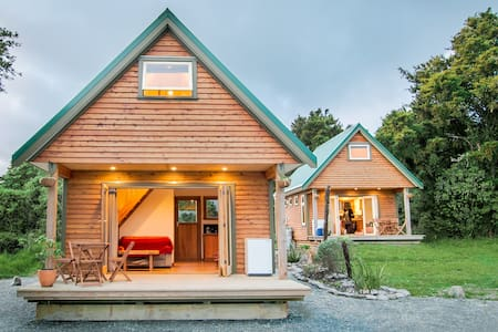 Kahere Retreat luxury chalets - Franz Josef Glacier