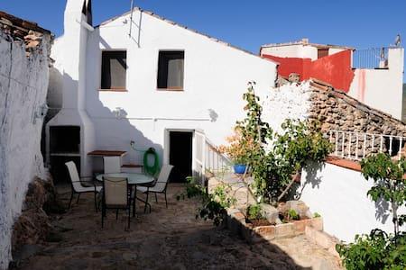 El Volaero , P.N. Cazorla y Segura - Hus