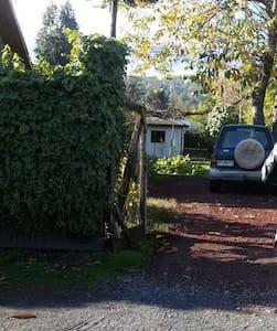 Acogedora cabaña en Licanray - Cabin