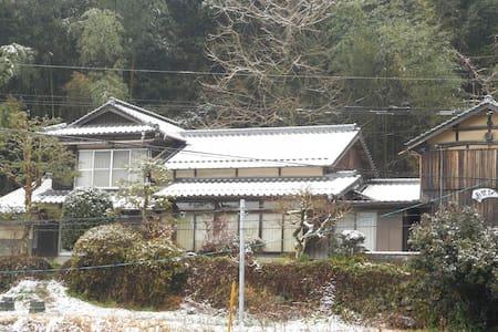 日本の田舎の風景や生活を体験できます。 - 朝倉市