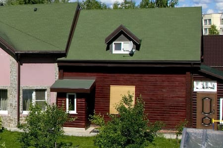 Дачный домик в саду. Тишина и уют. - Belyaninovo - House