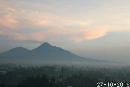 Manggar 3 - Mount Views Apartment Yogya - Kabupaten Sleman