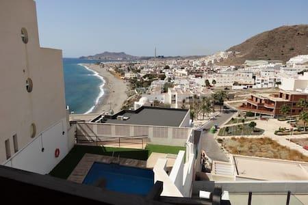 Apartamento de diseño a 200 m. de la playa - Carboneras