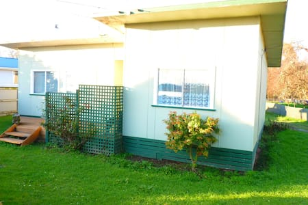Grandads Cottage budget double/twin - Manunui - Bed & Breakfast