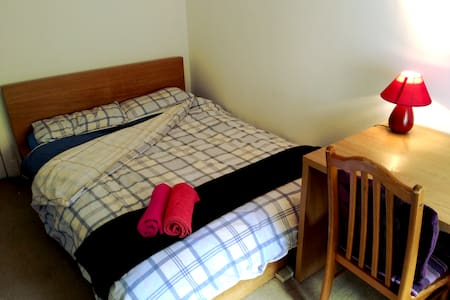 Grassmarket House - Double Room - Caledonia - House