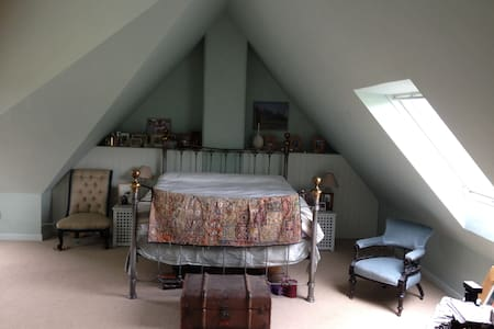Old Irish House; Double Room