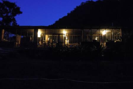 Aashraya on Ganga - Cozy Cottage - Dist Pauri Gharwal - Earth House
